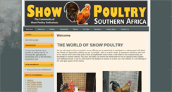 Preview of poultryclubsa.co.za